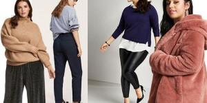 Шопинг для девушек plus size: украинские и зарубежные бренды