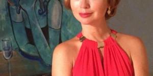 «Девочка бойкая, кушает хорошо!»: Елена Захарова родила дочь