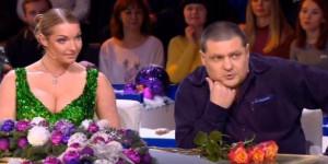 Лариса Гузеева раскритиковала глубокое декольте Анастасии Волочковой