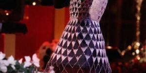 Гвен Стефани удивила секси-платьем от российского дизайнера