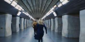 Сделано в Украине: британцы сняли рекламу в киевском метро