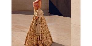 Ким Кардашьян появилась на обложке индийского Vogue