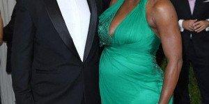 Серена Уильямс показала обручальное кольцо