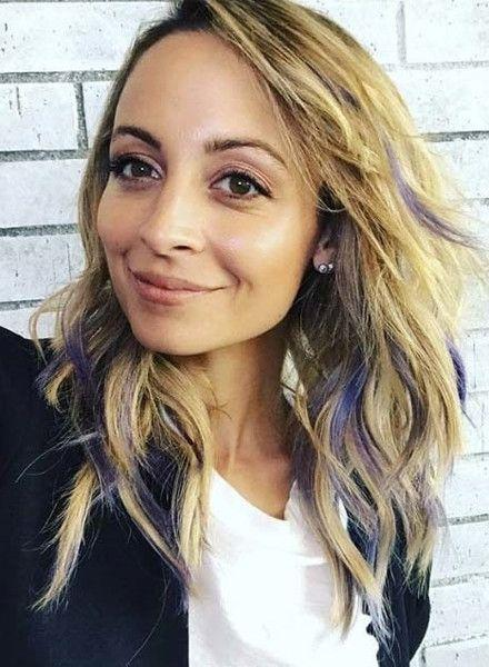 Николь Ричи шокировала фанатов цветным окрашиванием