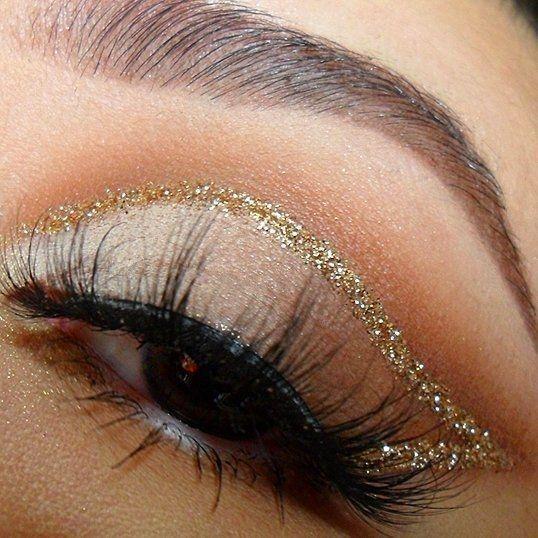 Самый популярный макияж на Новый год по версии Pinterest