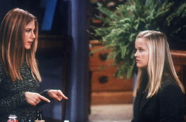 Дженнифер Энистон и Риз Уизерспун воссоединятся на съемках сериала спустя 18 лет