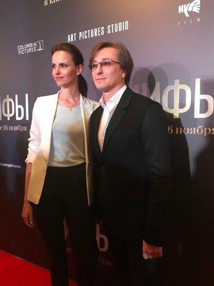 На премьере «Мифы» Безруков сбежал с интервью Аллочки Михеевой