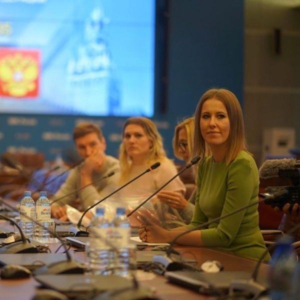 Официально: Ксения Собчак стала кандидатом в президенты