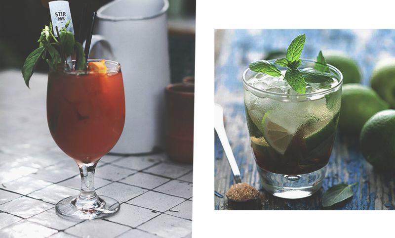 7 безалкогольных коктейлей для трезвой вечеринки