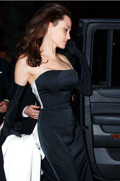Анджелина Джоли поразила новым роскошным образом