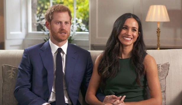 Принц Гарри и Меган Маркл огласили дату свадьбы