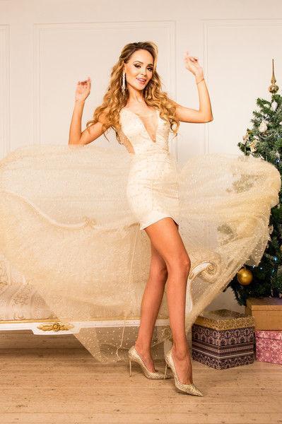Анна Калашникова проведет новогодние каникулы с миллионером на Карибах