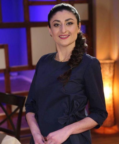 Рождественская форель от победительницы Мастер Шеф 6 сезон Асмик Гаспарян