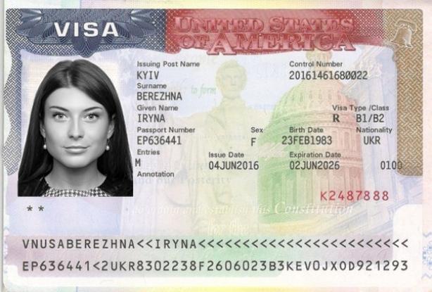 Виза США в Украине: пошаговая инструкция и описание процедуры