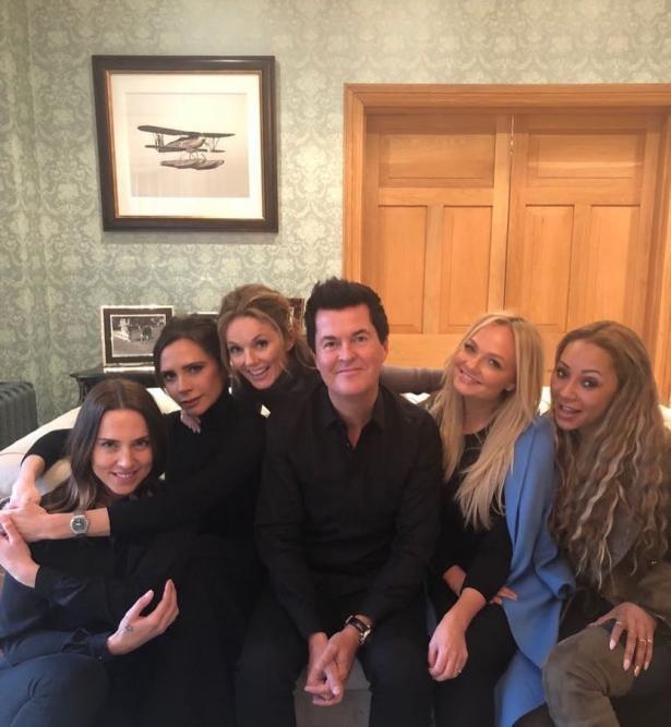 Вот это поворот: Spice Girls воссоединятся, чтобы выступить на королевской свадьбе
