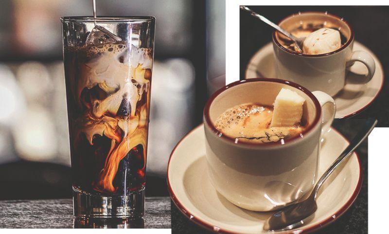 7 странных кофейных напитков, которые стоит попробовать