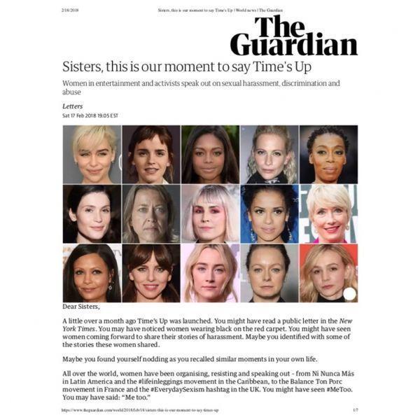 Эмма Уотсон пожертвовала миллион фунтов для борьбы с сексуальными домогательствами