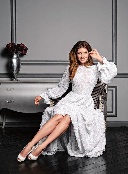 Анастасия Макеева: «Я созрела, чтобы быть слабой в руках мужчины»