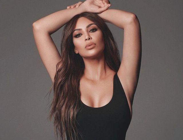Ким Кардашьян прокомментировала обвинения хейтеров в излишнем увлечении фотошопом