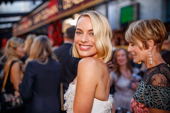 Платье Марго Робби стало одним из лучших на «Оскаре - 2018»