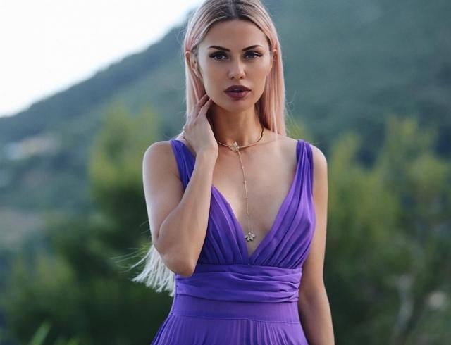 Виктория Боня воссоединилась с мужем ради дочери