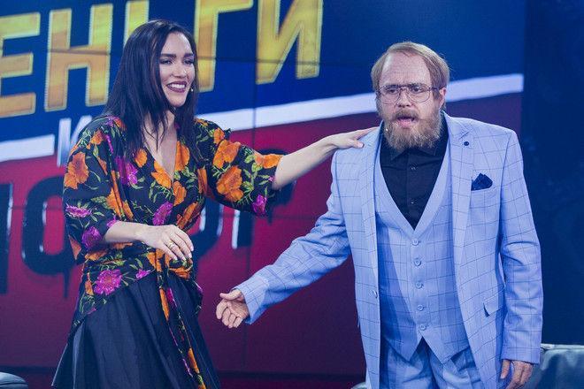 Звезда ТНТ сделал предложение солистке «Серебра» Ольге Серябкиной