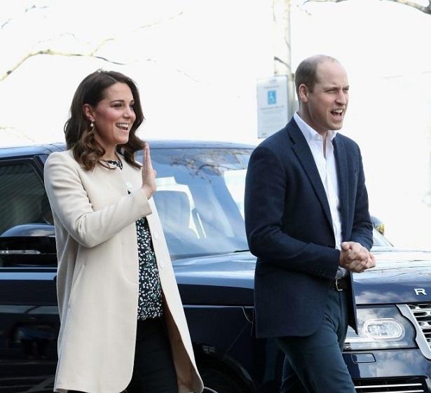 Кейт Миддлтон восхитила последним появлением на публике перед рождением третьего ребенка (ФОТО)