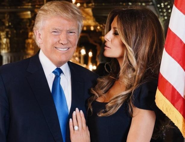 Дональд Трамп публично похвалил жену за стойкость и достоинство на фоне скандалов с его изменами