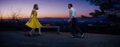 "В стиле фильма ""Ла-Ла Ленд"": Дима Билан в компании Мисс мира-2008 снимает новый клип (ФОТО)"
