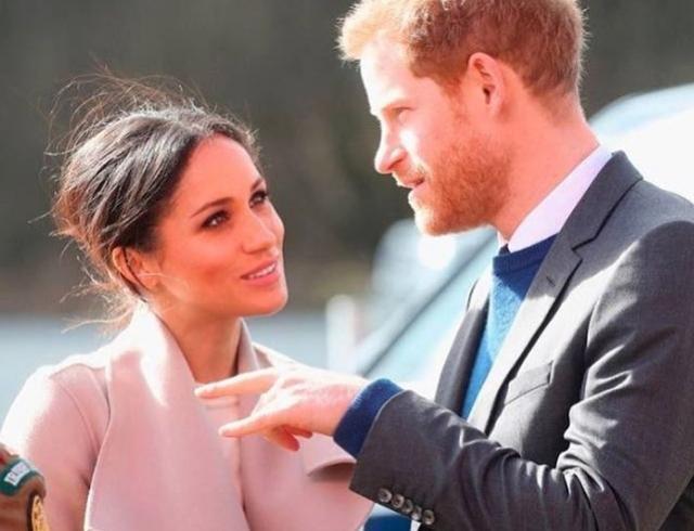 По примеру Джоли: принц Гарри и Меган Маркл хотят усыновить детей из разных стран