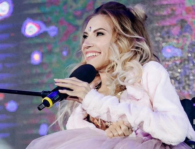 """I Won`t Break: Юлия Самойлова презентовала песню, с которой будет выступать на """"Евровидении-2018"""" в Лиссабоне"""