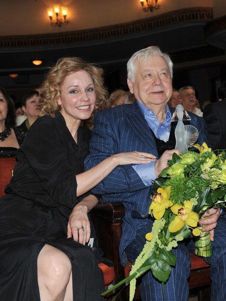 Пять любимых женщин Олега Табакова