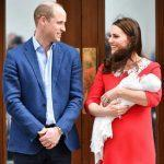 Принц Уильям намекнул на имя новорожденного сына