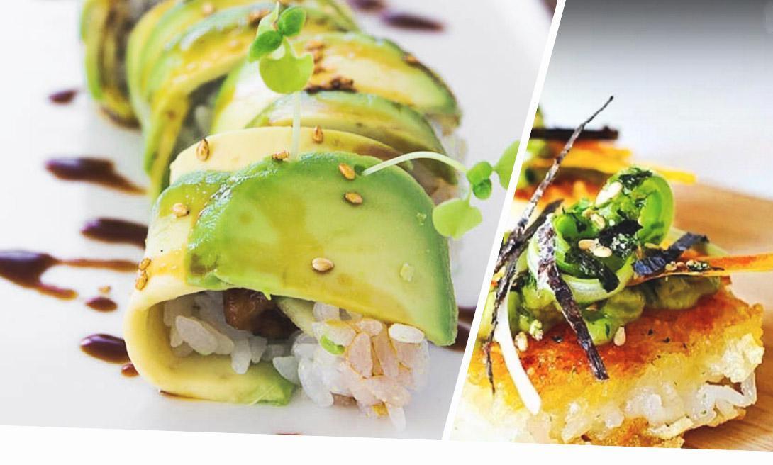 4 простых рецепта домашних суши