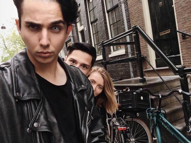"""""""Я был удивлен"""": MELOVIN рассказал о вечеринке """"Евровидения"""" в Амстердаме"""