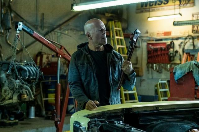 Брюс Уиллис снова на большом экране: в прокат выходит боевик «Жажда смерти»