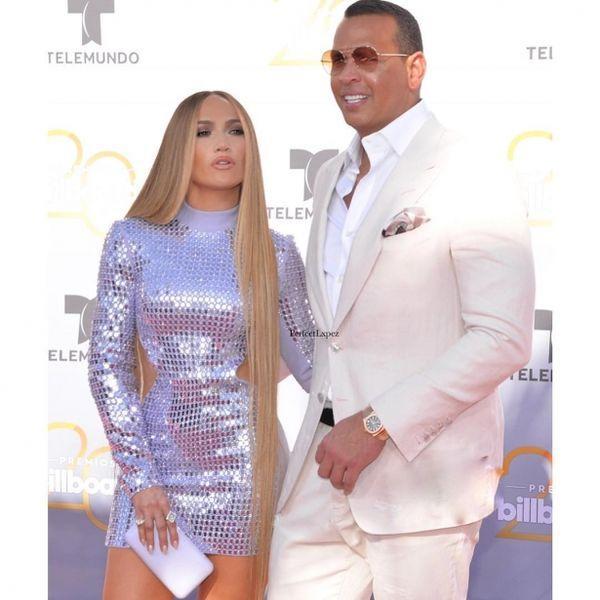 Блестящая Дженнифер Лопес стала звездой Billboard Latin Music Awards 2018