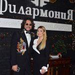 Киркоров отправился на «Евровидение» с таинственной незнакомкой