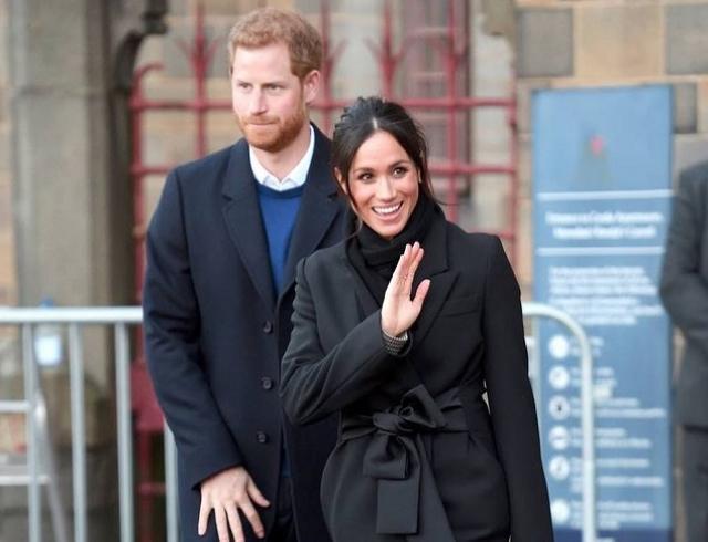 Новые подробности свадьбы Меган Маркл и принца Гарри: о поцелуе на балконе, подружке невесты и медовом месяце