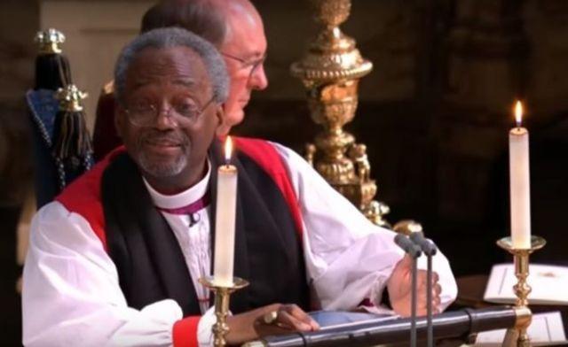 Как епископ стал звездой свадьбы Меган Маркл и принца Гарри — 7 ярких цитат Майкла Карри