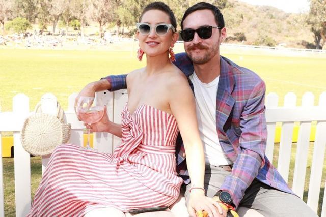 СМИ: бойфренд Кейт Хадсон сделал актрисе предложение (ФОТО)