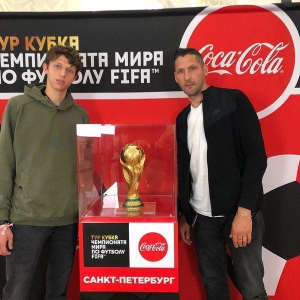 Бойтесь: самый жестокий в мире футболист приехал в Петербург