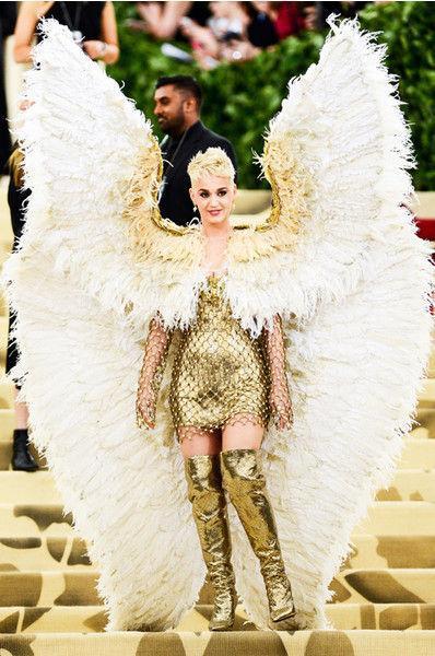Объявлено худшее платье бала Met Gala 2018