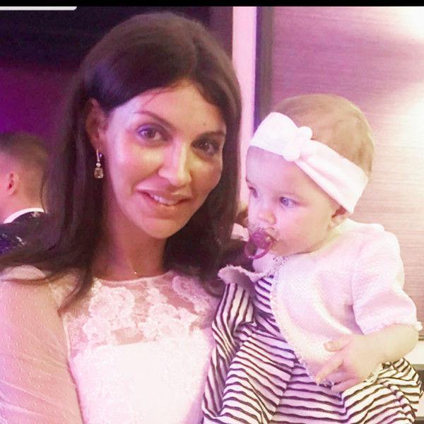 Папина копия: жена Андрея Аршавина впервые показала дочь