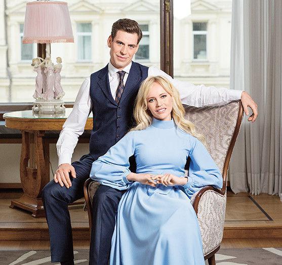 Дмитрий Дюжев с женой романтично отметили годовщину свадьбы