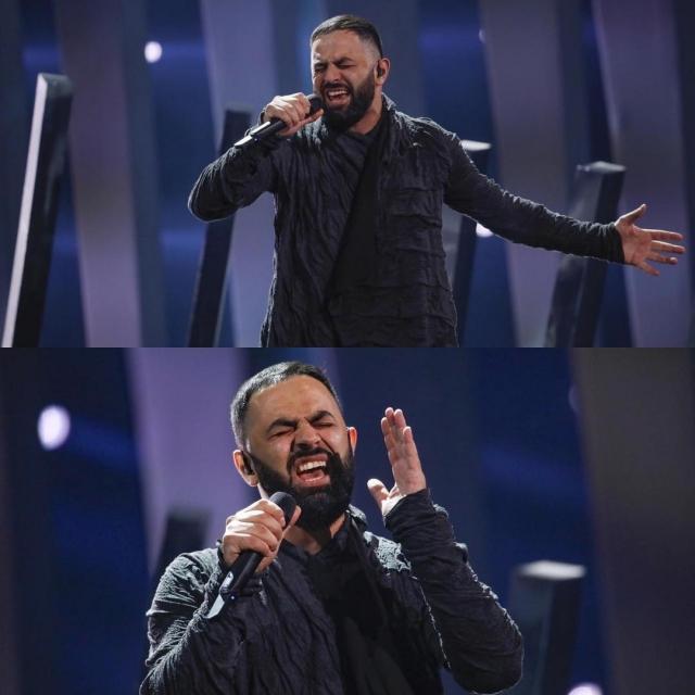 """Победитель украинского """"Х-Фактора"""" Севак Ханагян представил Армению на Евровидении с песней """"Qami"""""""