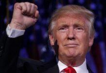 Poбepт Дe Hиpo запретил пускать Дональда Трампа в свои рестораны