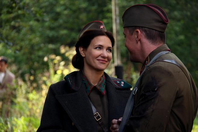 Екатерина Климова о съемках новых серий «По законам военного времени»