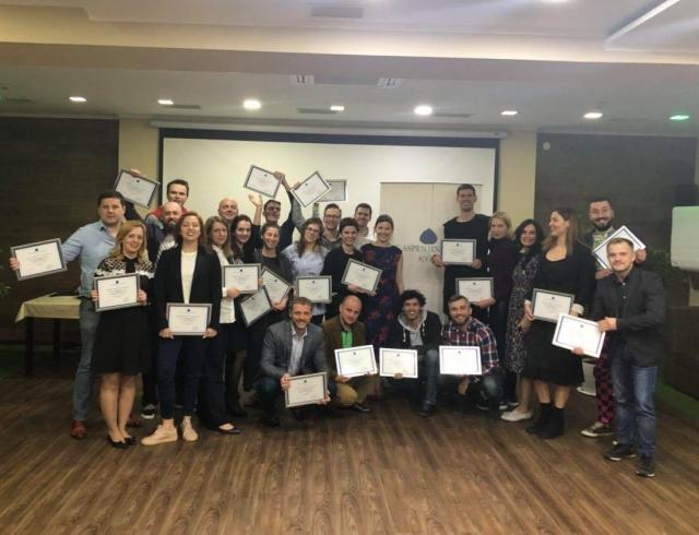 Аспен Институт в Украине: участница рассказывает о летнем лагере для взрослых молодых лидеров