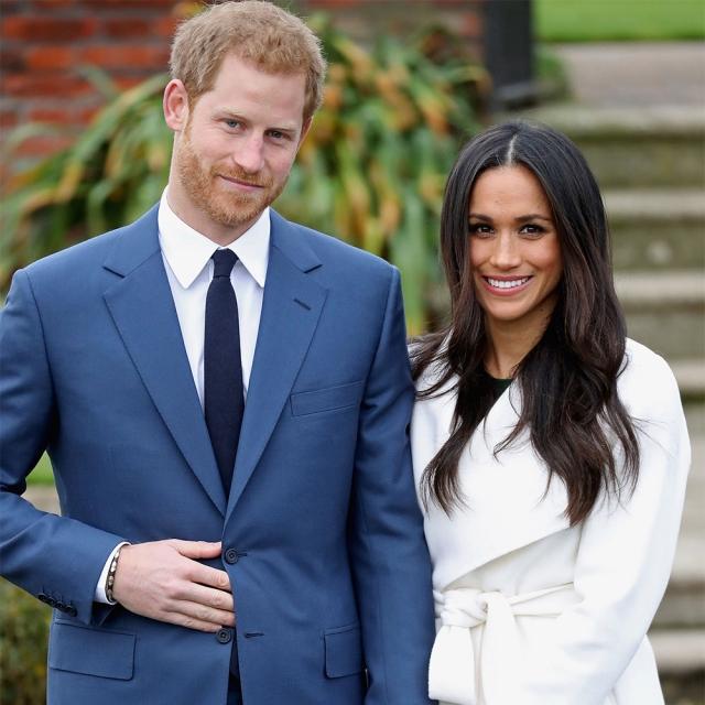 Королева Елизавета II пожаловала Гарри и Меган герцогские титулы